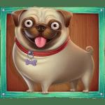 The Dog House Pug Dog Symbol