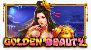 golden beauty slot logo