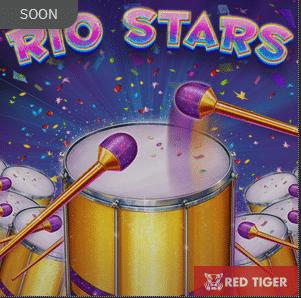 rio stars slot logo