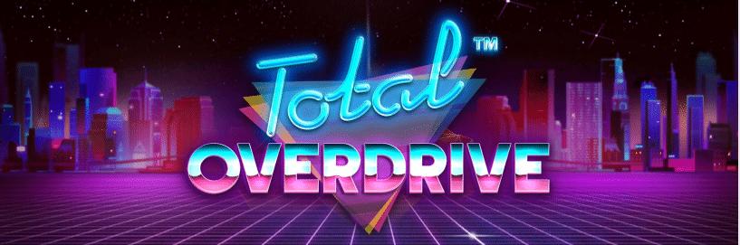 total overdrive slot logo
