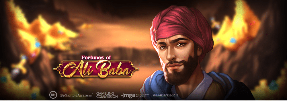 Fortune of Ali Baba slot logo