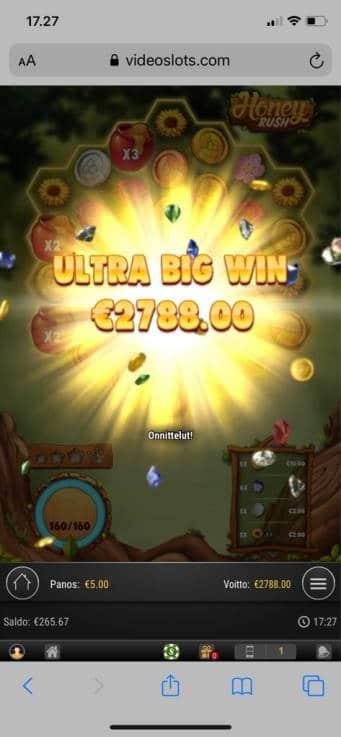 Honey Big win picture by Rush Jaakko11
