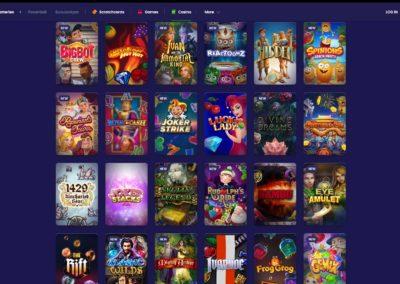 Jinni Casino Slots