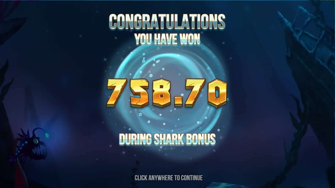 Razor Shark Big win picture by fujilwyn
