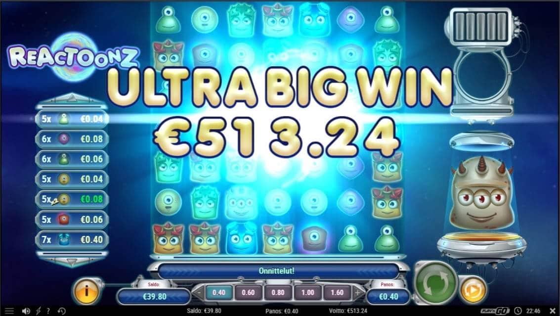 Reactoons Big win picture by fujilwyn