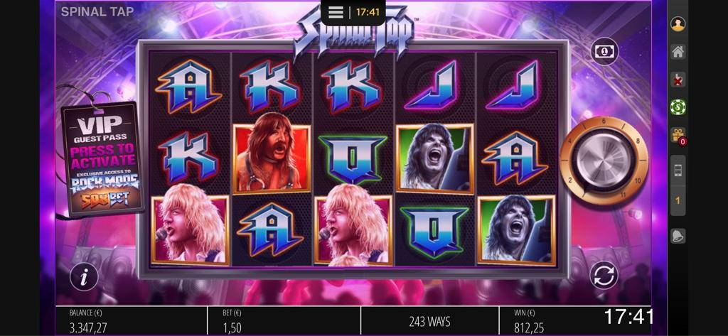 Spinal Tap Big win picture by Jaakko11