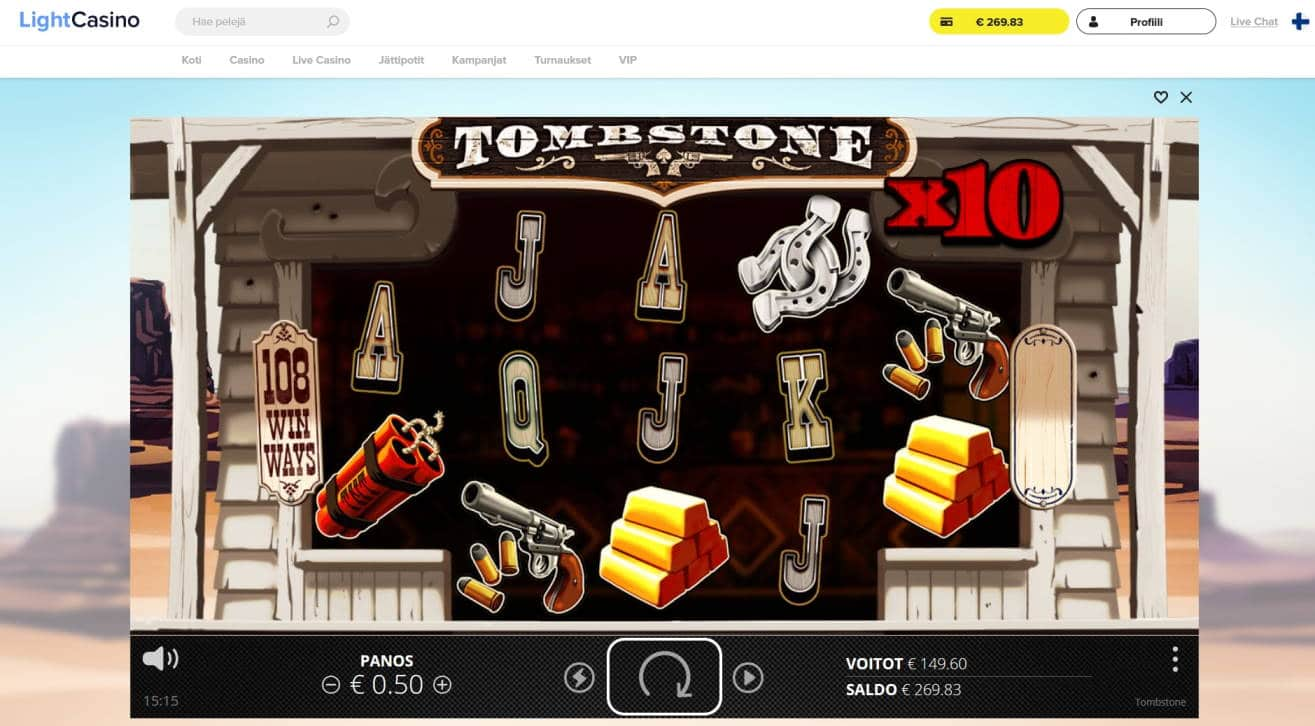 Tombstone Big win picture by Mrmork666