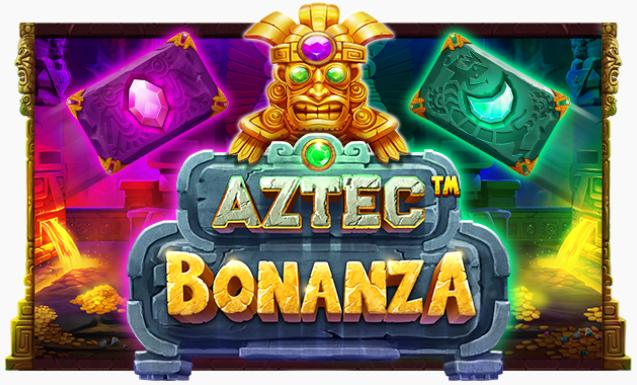 aztec bonanza slot logo