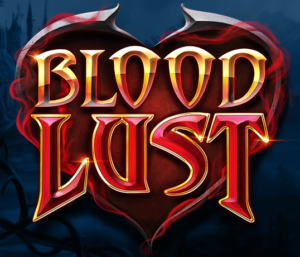 Blood Lust slot logo