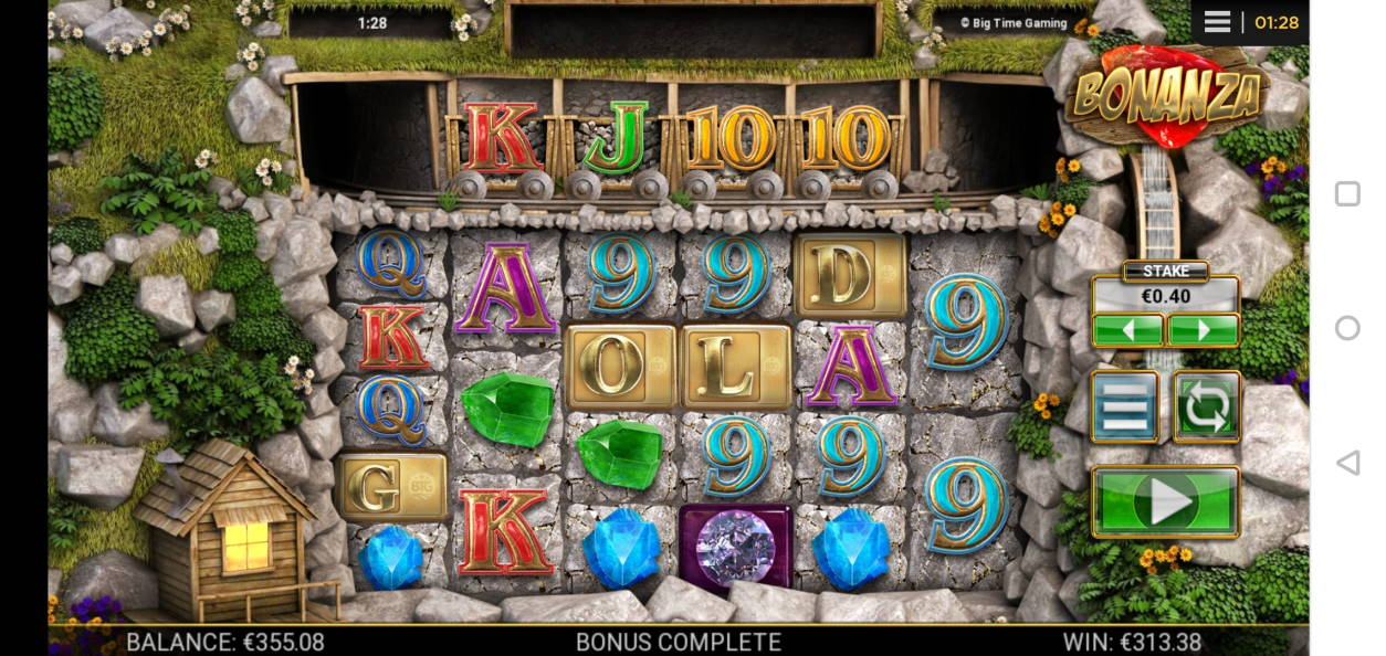 Bonanza Big win picture Miksuysikuus 14.1.2020 313.38e 783X