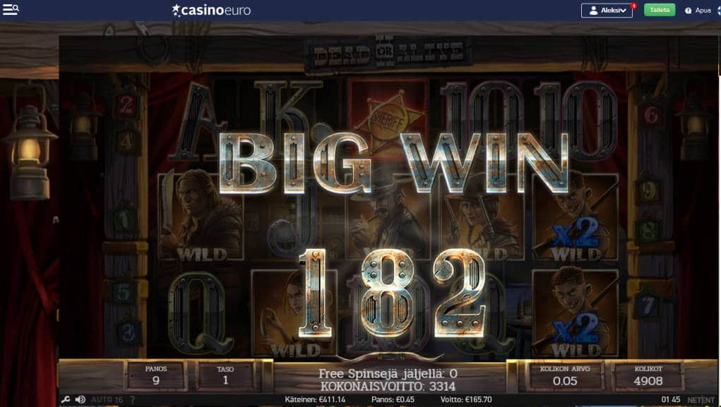 Dead or Alive 2 Big win picture by Kari Grandi 6.2.2020 165.70e 368X