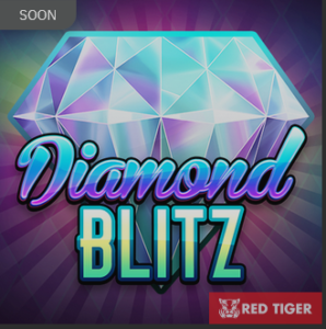 Diamond Blitz slot logo