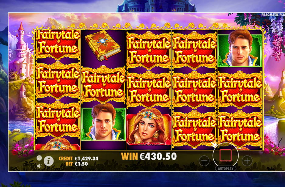 Fairytale Fortune Big win picture by Banhamm 6.3.2020 430.50e 287X