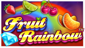 Fruit Rainbow slot logo