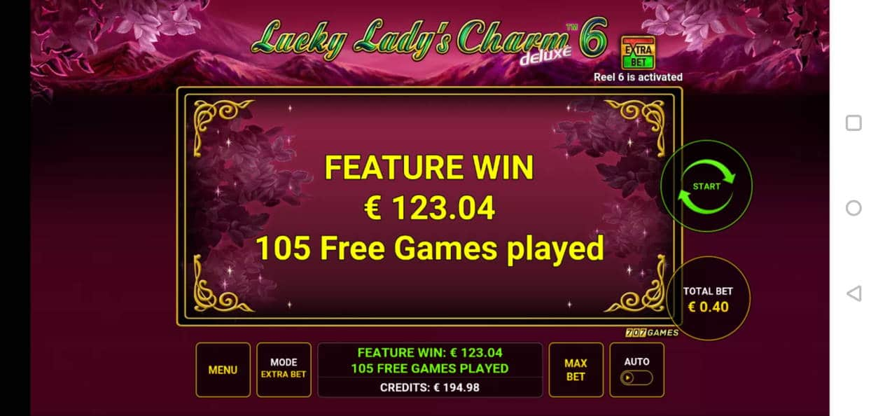 Lucky Ladys Charm 6 Big win picture by Miksuysikuus 15.1.2020 123.04e 308X