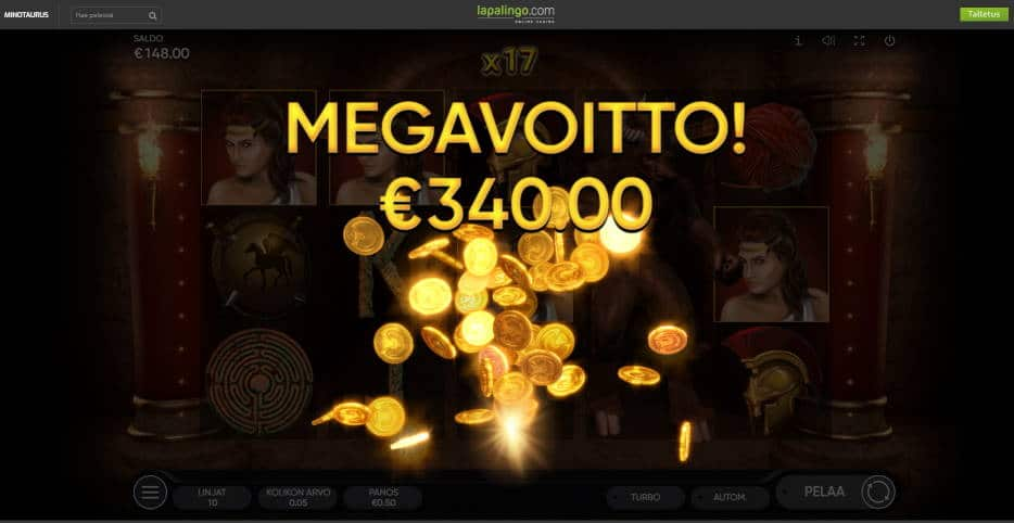 Minotaurus Big win picture by henrimikaell 19.2.2020 340e 680X Lapalingo