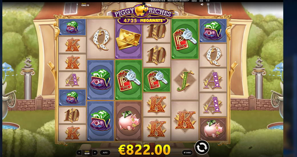 Piggy Riches Megaways Big win picture by BirraPrkl 30.1.2020 822e 1370X