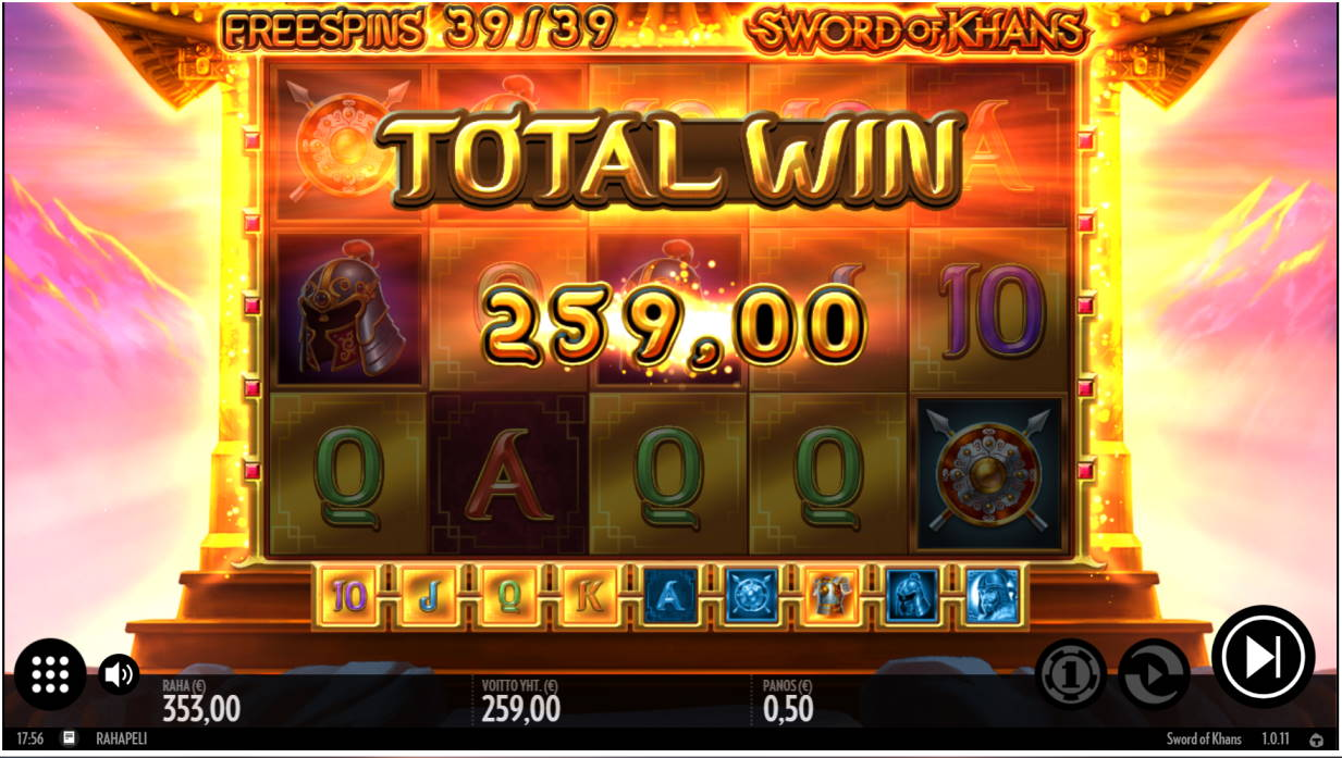 Sword of Khan Big win picture by LexKing 31.1.2020 259e 518X