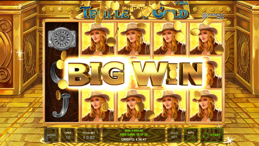 Temple of Gold Big win picture by Morrimoykky 2.3.2020 800e 1000X