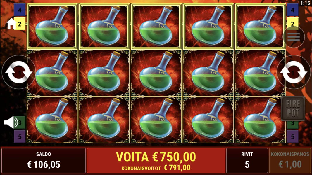 Crystal Ball Casino win picture by Patchi 5.4.2020 791e 791X