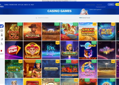 Ahti Games Casino Slots