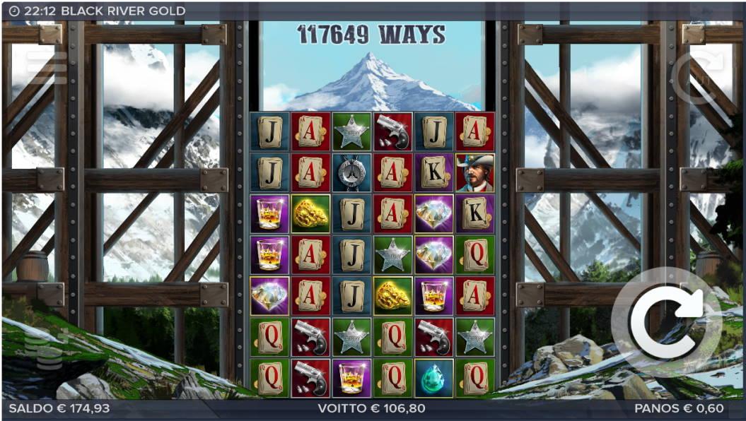 Black River Gold Casino win picture by Kari Grandi 5.5.2020 106.80e 178X