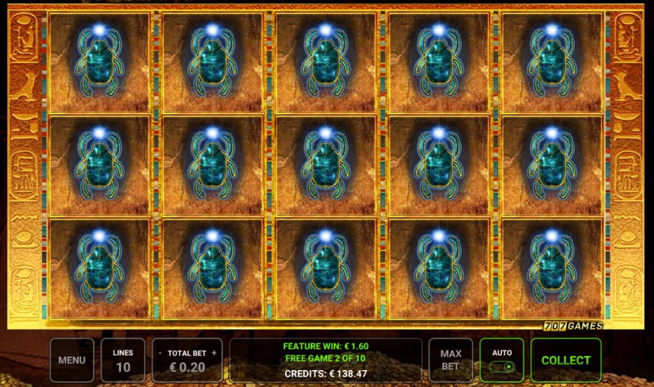 Book of Ra Magic Casino win picture by Juhamies 20.5.2020