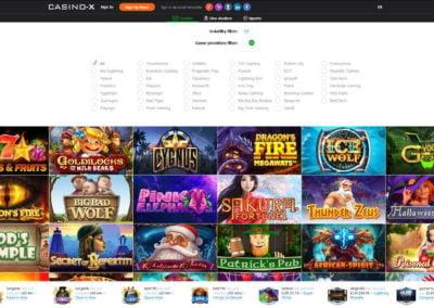 Casino-x Slots