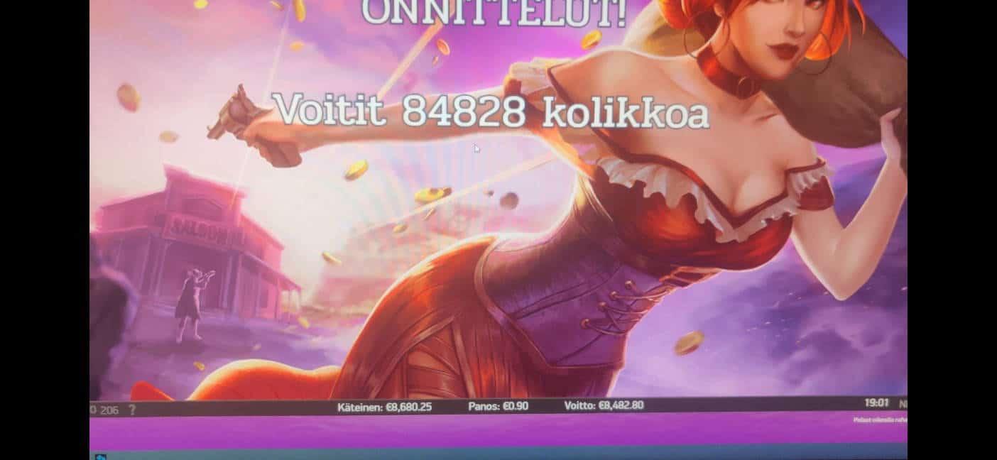 Dead or Alive 2 Casino win picture by boliizi 12.5.2020 8482.80e 9425X