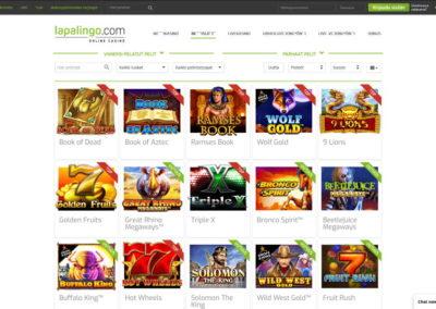 Lapalingo Casino Slots