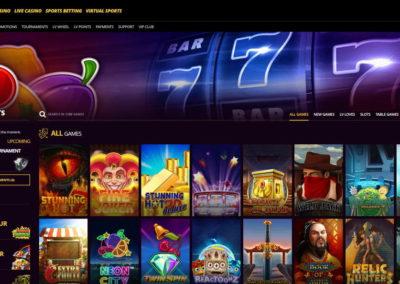 LvBet Casino Slots