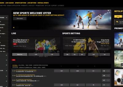 LvBet Casino Sportsbetting