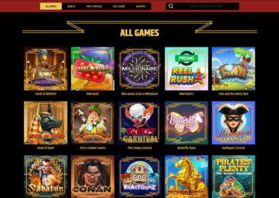 Metal Casino Slots