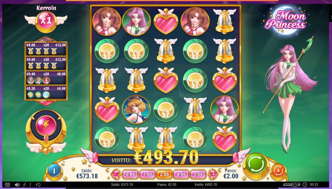 Moon Princess Casino win picture by Klaspetterniklas 24.5.2020 493.70e 247X LeoVegas