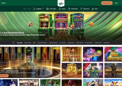 MrGreen Casino Lobby