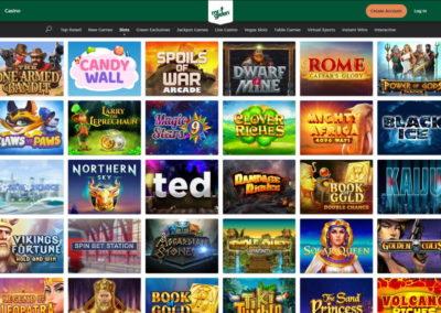 MrGreen Casino Slots