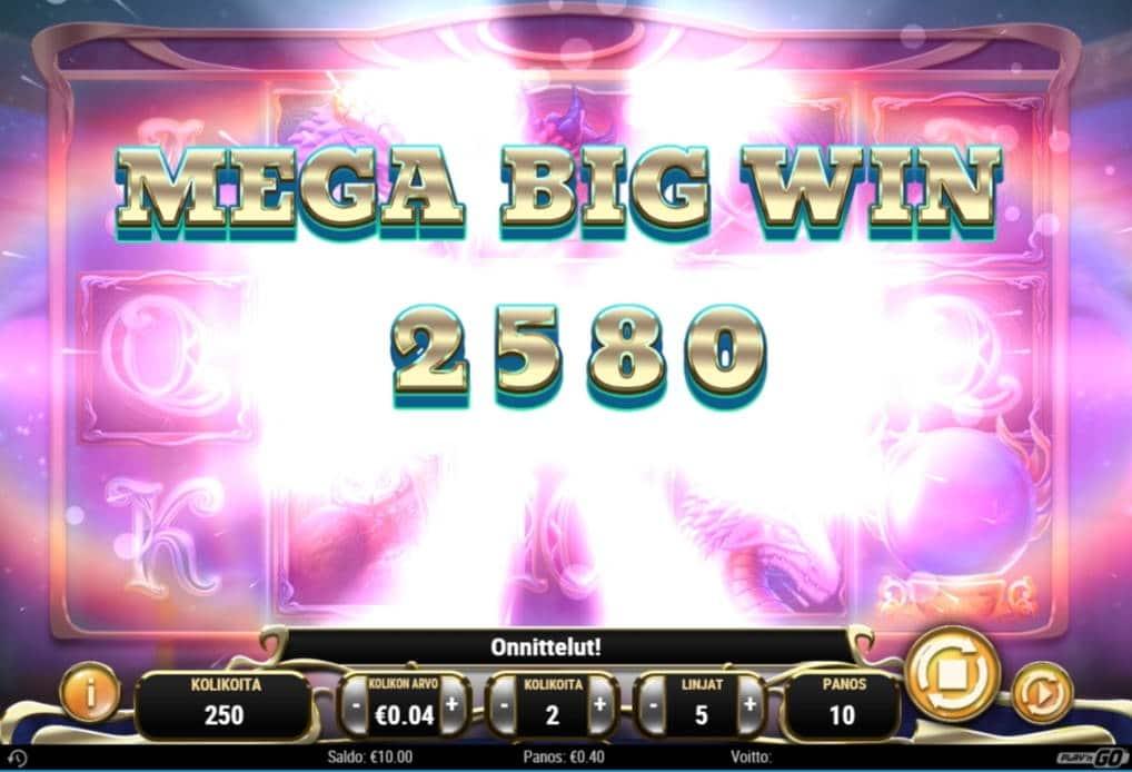 Rise of Merlin Casino win picture by Rektumi 4.5.2020 103.20e 258X