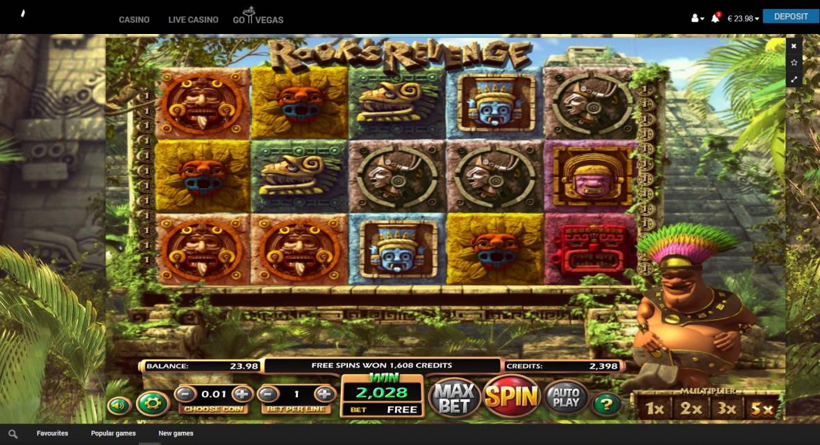 Rooks Revenge Casino win picture by Mrmork666 17.5.2020 20.28e 203X Astralbet