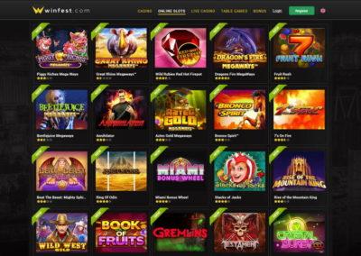 Winfest Casino Slots