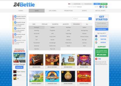 24Bettle Casino Slots