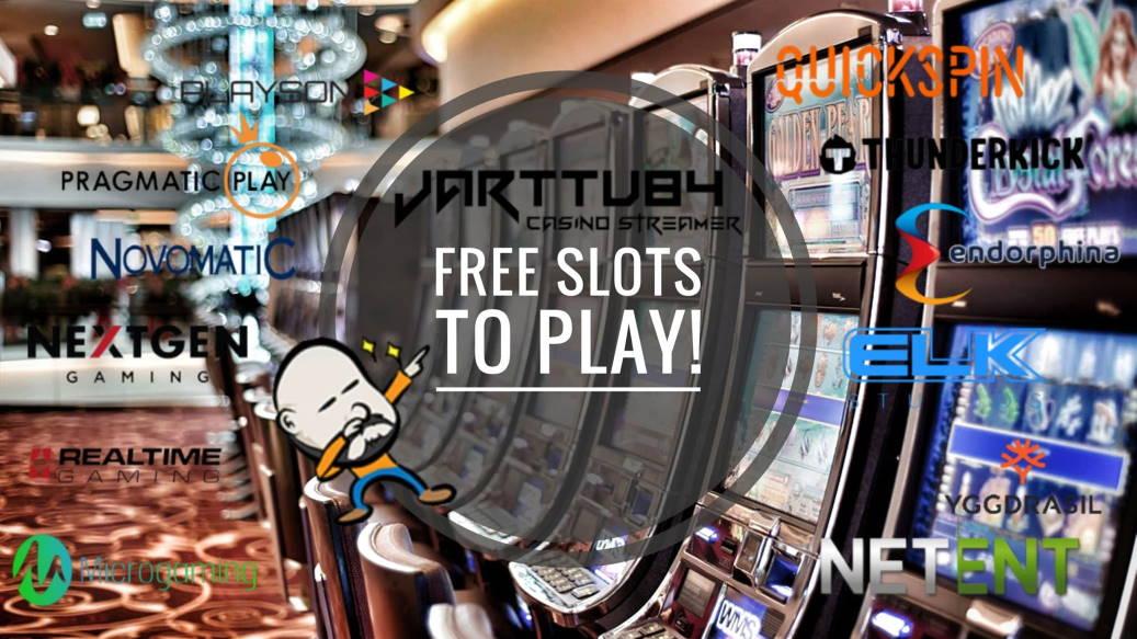 Free Slots Online Jarttu84 Banner
