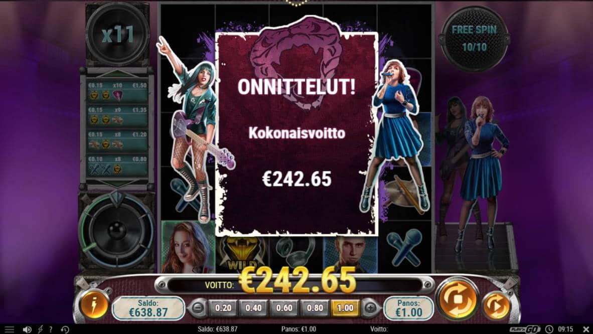 Black Mamba Casino win picture by jyhi 21.7.2020 242.65e 243X