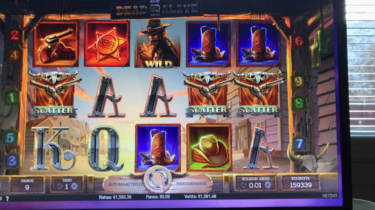 Dead or Alive 2 Casino win picture by Julle 1.7.2020 1581.48e 17572X