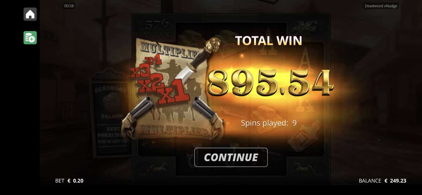 Deadwood Casino win picture by livewithoutlimits1986 12.7.2020 895.54e 4478X