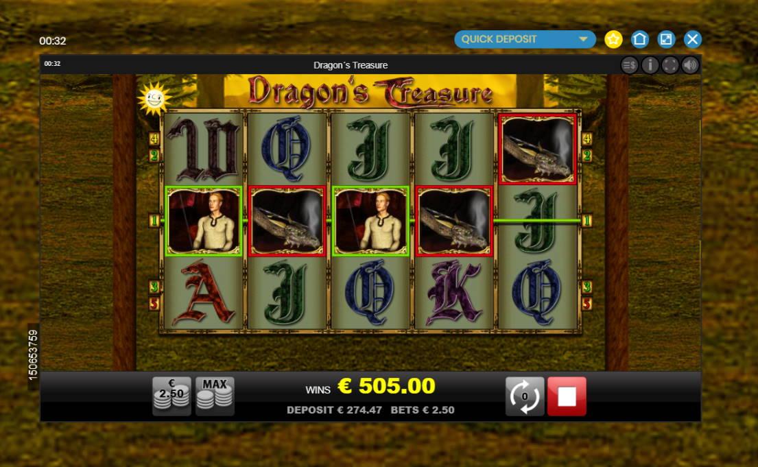 Dragons Treasure Casino win picture by Banhamm 26.6.2020 505e 202X