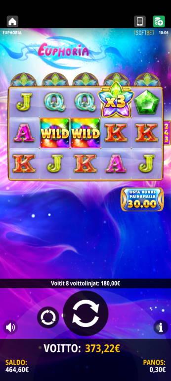 Euphoria Casino win picture by holari993 17.7.2020 373.22e 1244X