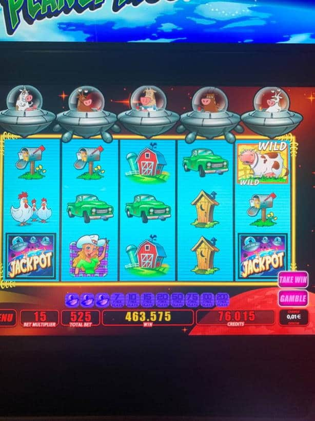 Invanders Return from the Planet Moolah Casino win picture by Potti jussi 19.7.2020 4635.75e 883X Olympic Casino