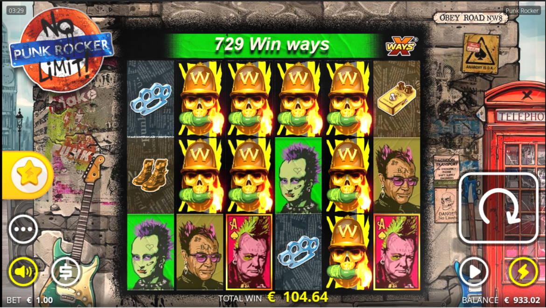 Punk Rocker Casino win picture by Kari Grandi 20.7.2020 104.64e 105X