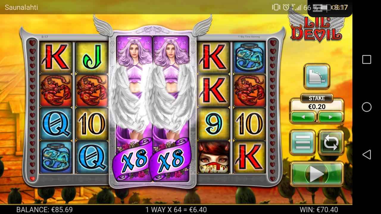 Lil Devil Casino win picture by Banhamm 29.7.2020 70.40e 352X
