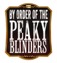 By the order of peaky blinders
